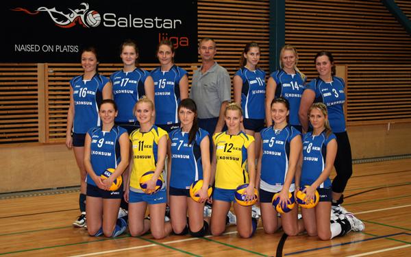 NÄDALA MÄNG: Naiste Balti liigas kohtuvad Tartu ja Võru