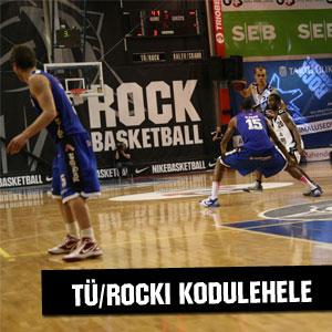 TÜ/Rocki lehele