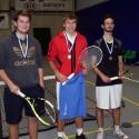 TÜ tennisemeistrid üksikmängus on Külli Nigulas ja Taavi Annus