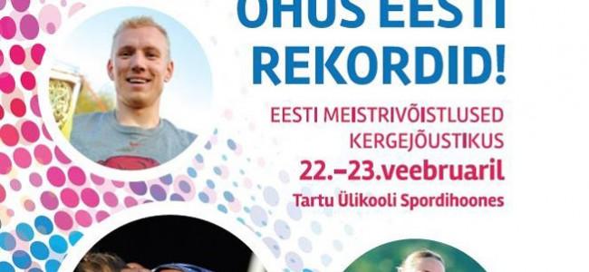 Sel nädalavahetusel toimuvad Eesti talvised meistrivõistlused
