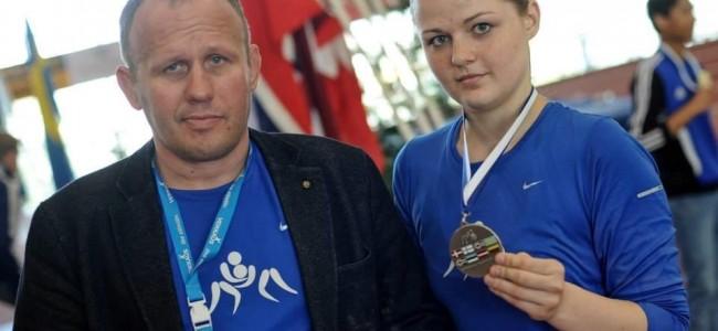 Anette Traks saavutas Põhjamaade MV-l hõbemedali