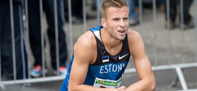 Rasmus Mägilt võimas Eesti rekord