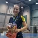 Kätlin Lattik tuli Noorte GP 1. Etapi U19 kolmekordseks võitjaks