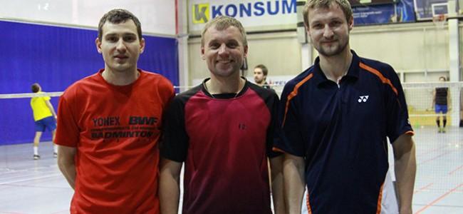 Venemaa treenerid juhendavad sulgpallilaagris