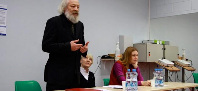 Olümpiavõitja Irian Privalova ja treener Vladimir Paraštšuki meistriklass