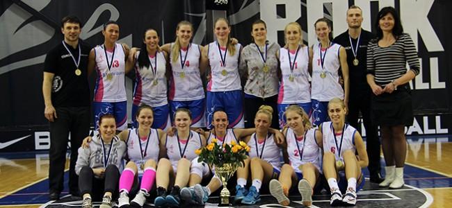 Korvpallinaiskond võitis meistrivõistluste pronksi