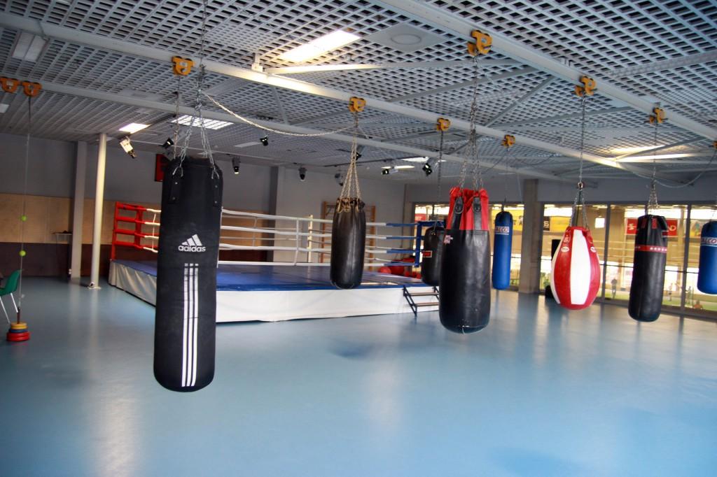 Poksisaal - Boxing