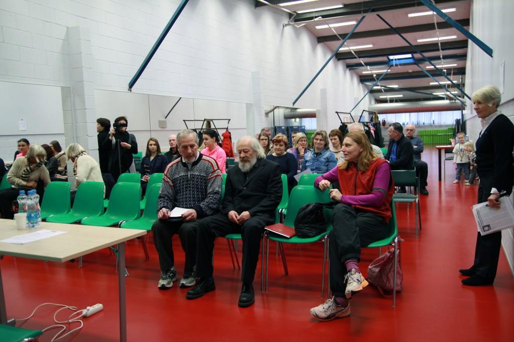 V2ike-saal-treeninguteks-ja-seminarideks - tabletennis and seminars