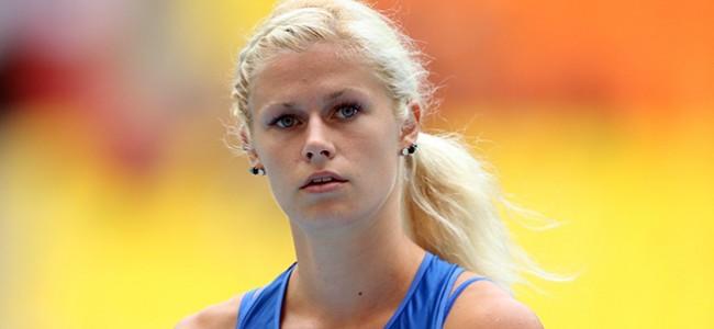 Mari Klaup võitis isikliku rekordiga mitmevõistluse meistritiitli