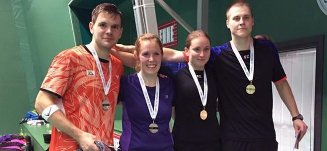 Tallinnas peeti sulgpalli GP 2. etapp