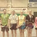 Tartu Ülikooli tennisemeistriks tulid Peeter Oja ja Merli Aksen
