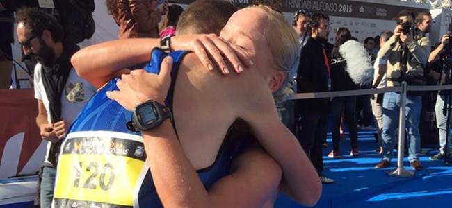 Kõhukrambiga võidelnud Tiidrek Nurme aitas Lily Luige olümpiale