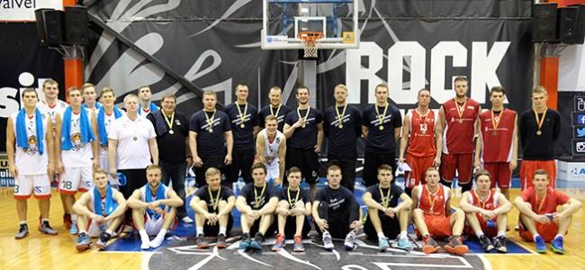 Tartu Ülikool võidutses üliõpilaste korvpalli MV nii meeste kui naiste arvestuses