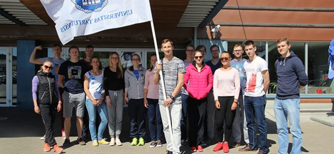 Tartu Ülikooli tudengid osalesid SELL mängudel Soomes.
