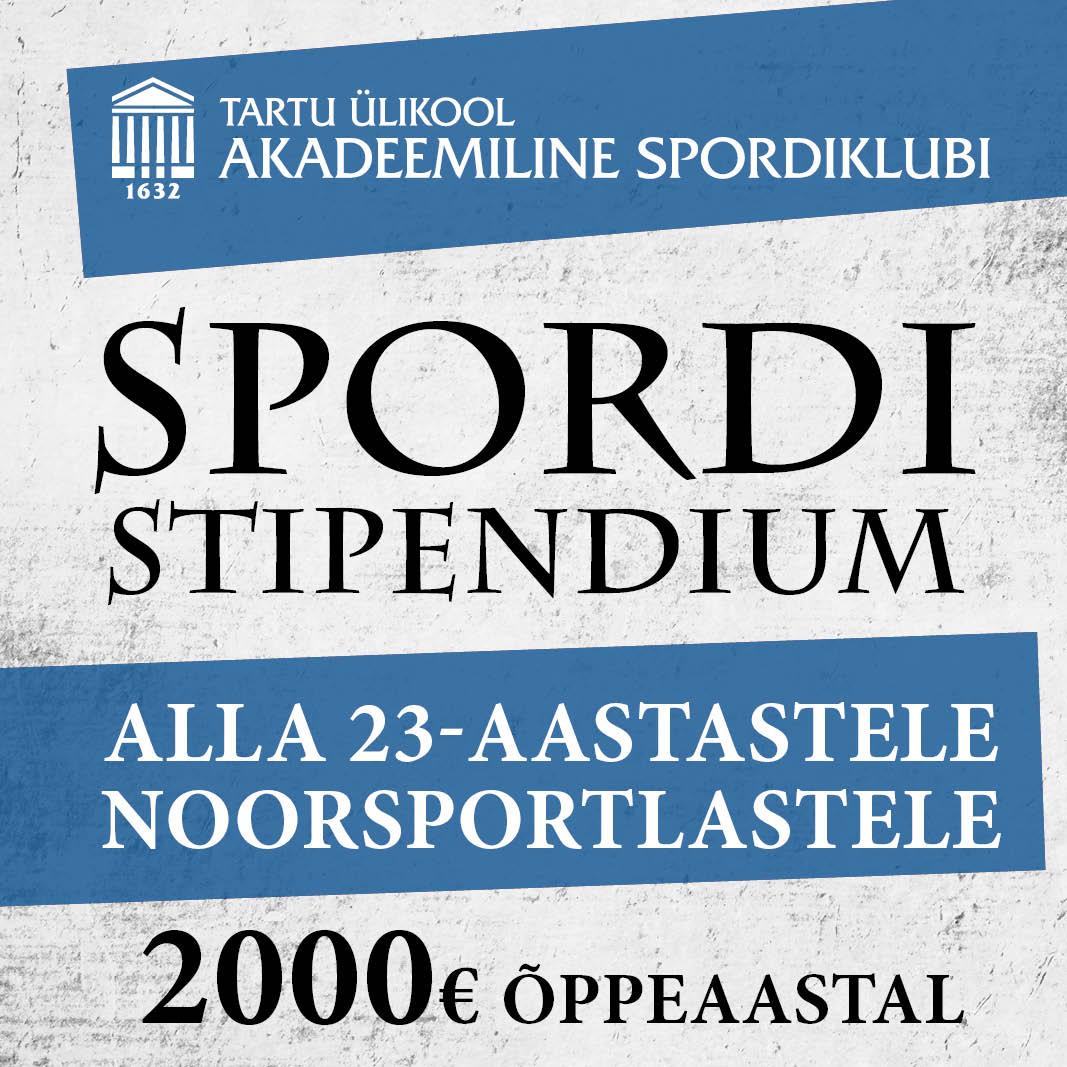 Spordistipendium