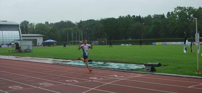 Hulgaliselt medaleid Eesti noorte meistrivõistlustelt