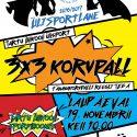 Tartu Ülikooli ÜLISPORT 3×3 korvpall