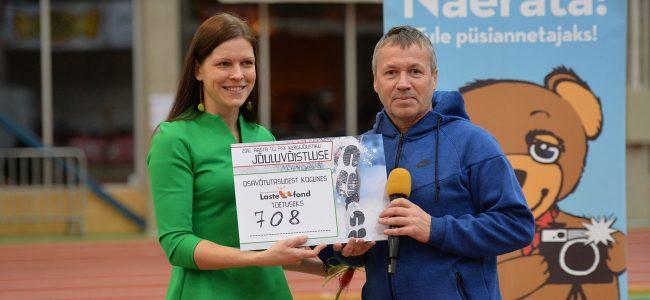 TÜ ASK kogus heategevuslike võistlustega Lastefondile üle 700 euro