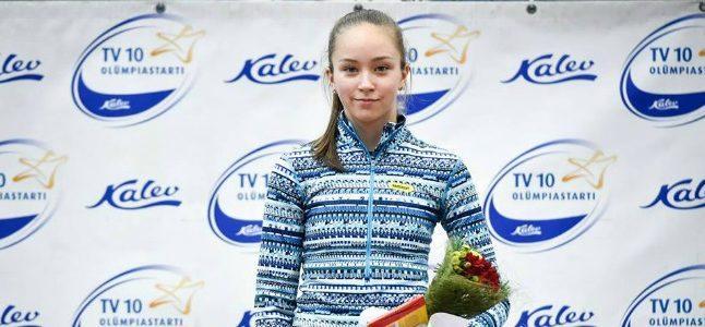 U16 ja U18 EMV tõi TÜ ASKi sportlastele mitmeid medaleid