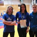 TÜ ASK maadlejad tõid Tallinn Openilt kaks medalit!