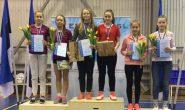 Ramona Üprus tuli Eesti meistriks!