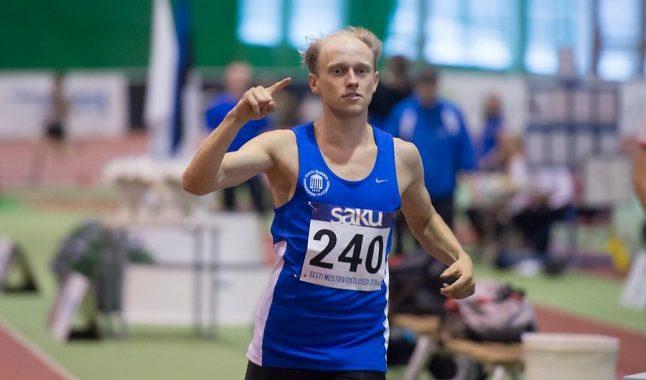 Allar Lamp tuli Eesti meistriks murdmaajooksus!