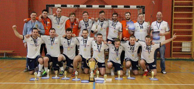 Tartu Ülikool Glassdrive triumfeeris käsipalli esiliigas!