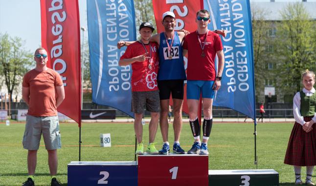 Tartu Ülikool naases SELLi mängudelt 7 medaliga