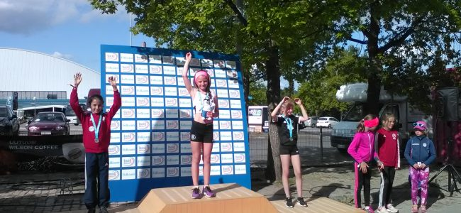Väiksed kergejõustiklased tulevad Soomest koju nelja medaliga!