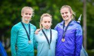 Noorte meistrivõistlustelt lisandus 27 medalit!
