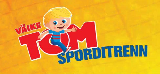Täna alustame Väike Tom Sporditrennidega
