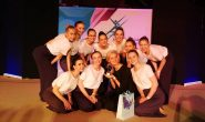Gymnafest finaalkontserdil osales kaks TÜ ASK võimlemisrühma