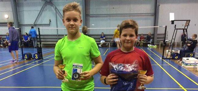 Noored sulgpallurid Lätis edukad