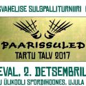 "Tartus toimus sulgpalluturniir ""Paarissuled"" 2. etapp"