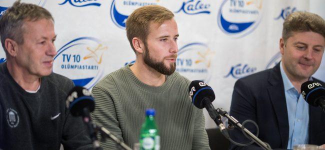 TÜ ASK, Rasmus Mägi ja AS Kalev allkirjastasid kolmepoolse sponsorlepingu