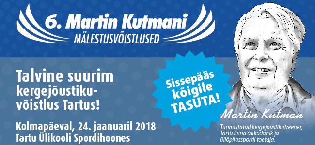 Suur kergejõustiku võistlus homme Tartus