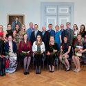Tartu linn ja ülikool tähistasid vastuvõtuga meie võrkpallinaiskonna edu