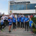Tartu Ülikool võitis Emajõel kaheksapaatide mõõduvõtu