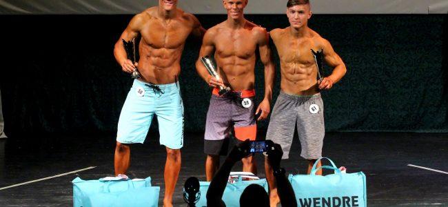 TÜ ASK juunior kulturistid näitasid head vormi Pärnu Spa&Sport CUP-il