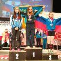 Jõutõstmise Euroopa Meistrivõistlustel võitsid Catrin Kelly Reppo ja Mark Kihu pronksmedalid.