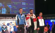 Harri Olak saavutas Euroopa Meistrivõistlustel teise koha