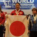 Jana Olak võitis lamades surumises pronksmedali