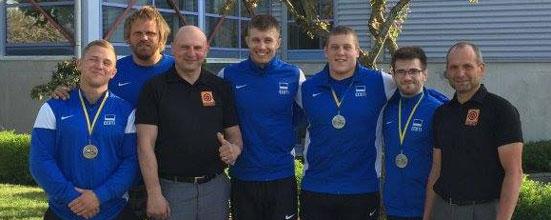 Ott Saar võitis Põhjamaade meistrivõistlustel hõbemedali