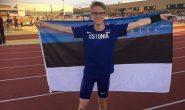 Super! Eerik Haamer uuendas noorte olümpial U18 Eesti rekordit teivashüppes