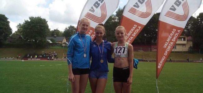 Marianne Kivi tuli kahekordseks Valmiera Cup võitjaks
