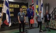 Maadleja Ott Saar tõi Soomest hõbemedali