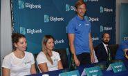 Bigbank AS toetab kahte võrkpalliklubi