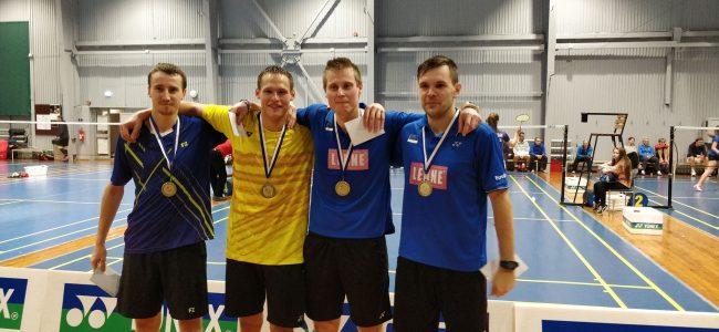 Tallinnas toimus Eesti GP-sarja esimene etapp sulgpallis