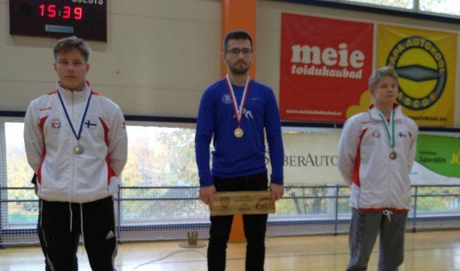 Maadleja Ott Saar osales U23 Euroopa meistrivõistlustel