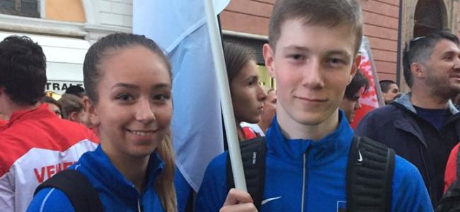 TÜ ASKi sprinterid osalevad Euroopa U16 sprindifestivalil